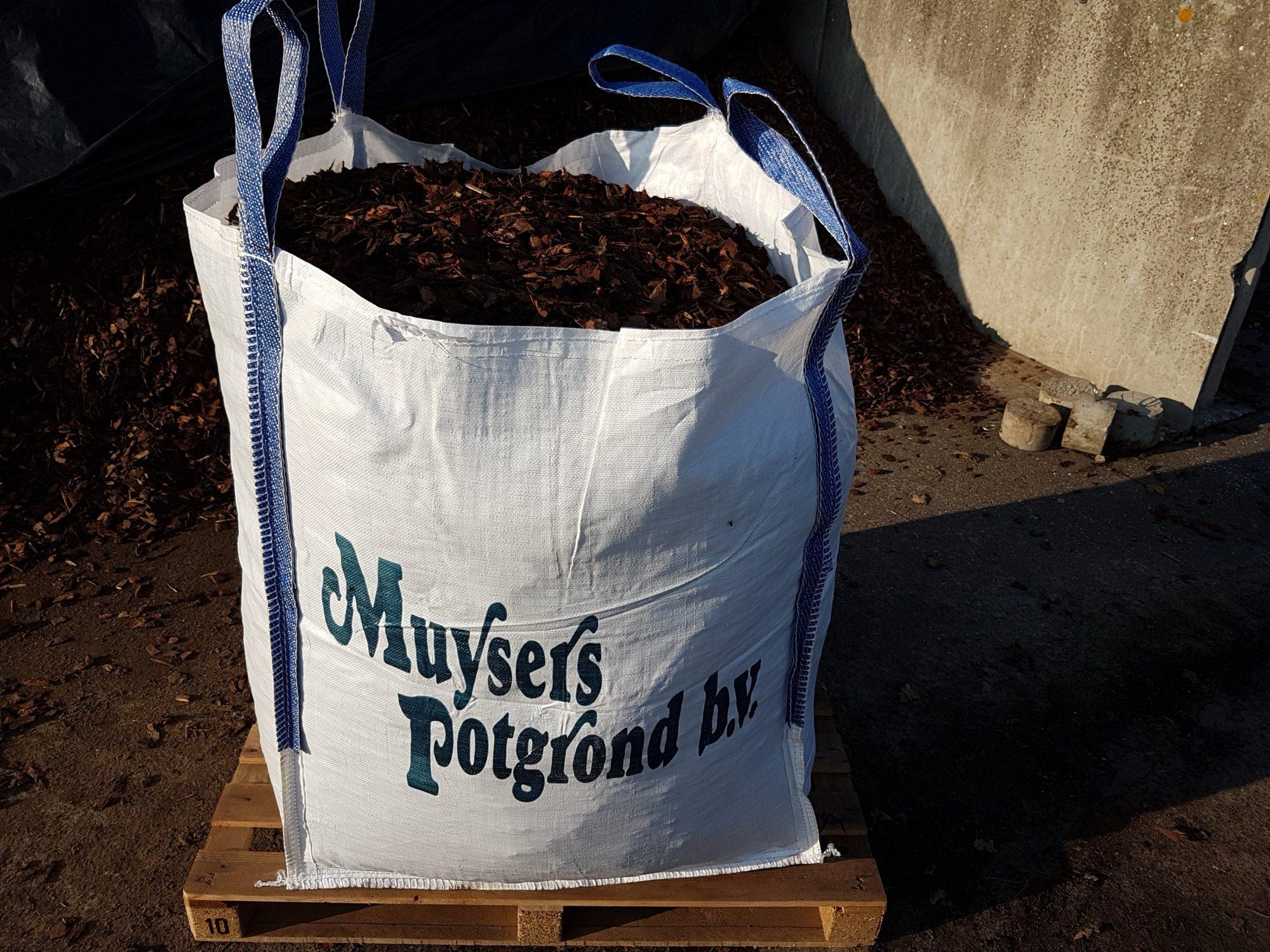 Boomschors Big Bag 1000 liter