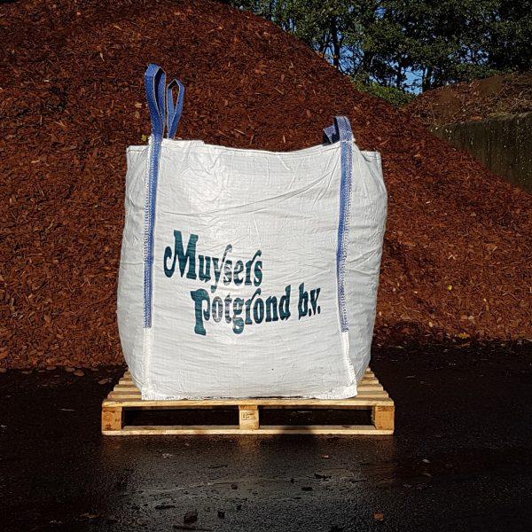 Boomschors kopen? Franse boomschors 1000 liter Big Bag